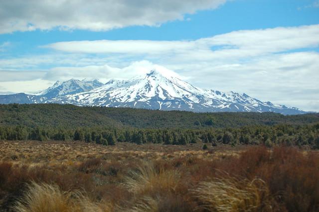 Raupehu Volcano