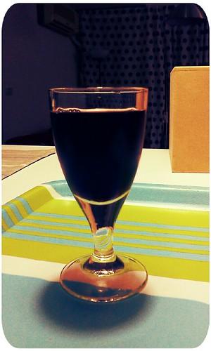 在IKEA找到的紅酒杯,50cc剛剛好!! by 南南風_e l a i n e