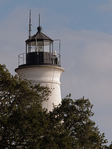 St. Mark's NWR Lighthouse