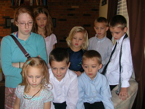 Nov 24 2011 Thanksgiving Day Ila Lizzy Shanna Cal Anthon Haley Clark Reed (2)