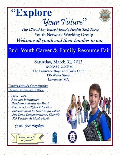 Explore your future_YouthCareerResourceFair_Flyer_Final 2012