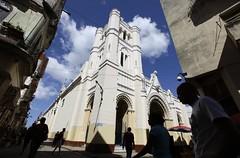 Preparación para la llegada de Benedicto XVI a Cuba