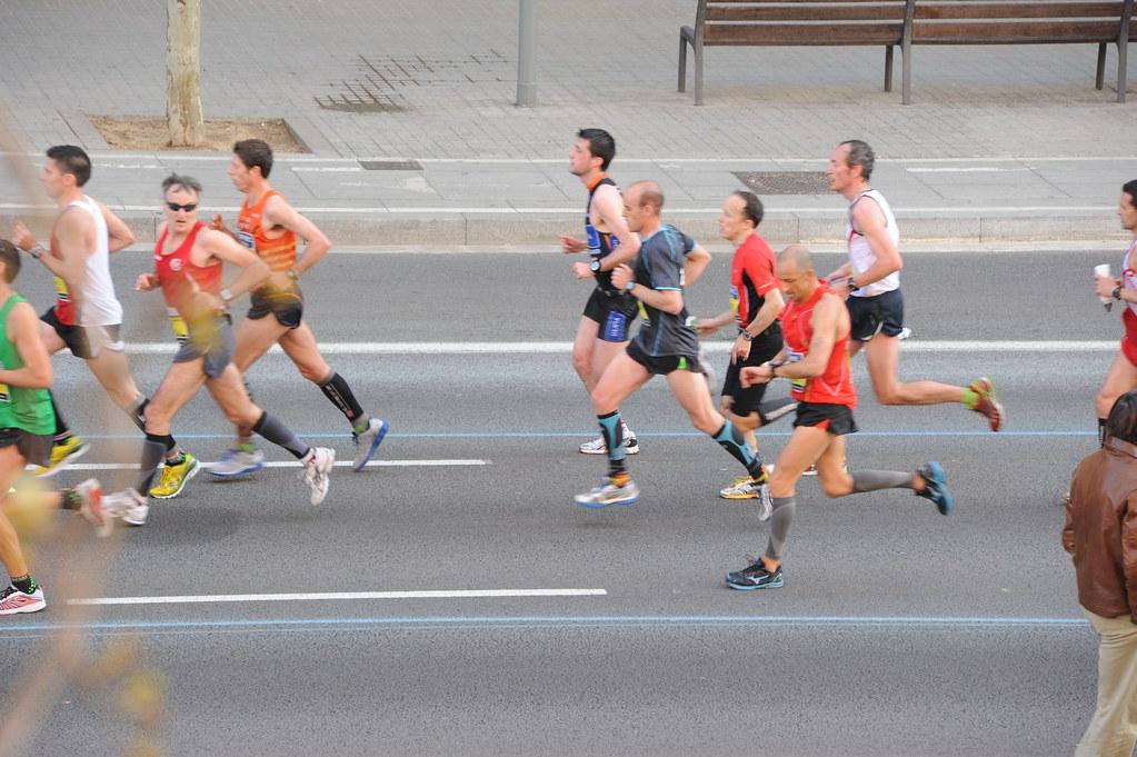 Marató de Barcelona 2012
