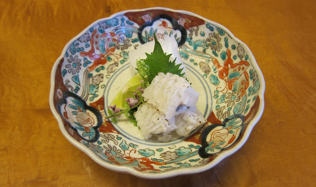 Japanese cuisine, Daggertooth pike conger, Hamo: 鱧、はも、ハモ