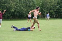 Hawkesbury Upton  Rounders Tournament