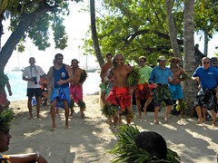 Dean Learns Tahitian Dance by toastfloats