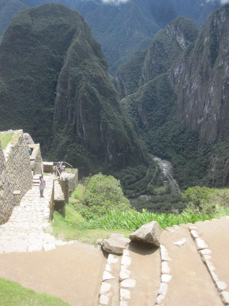 Machu Picchu Peru View I
