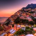 Sunset in Positano by edwademd