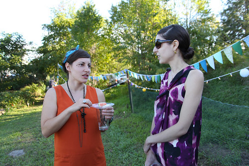 Yelena and Sara