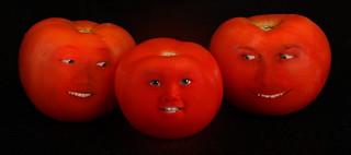 Proud Tomato Family