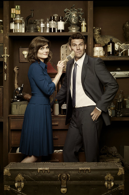 david boreanaz bones season 9 - photo #30
