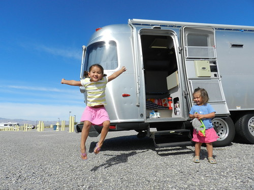 airstream jumps!