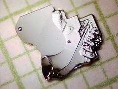 TbFe2Ge2: Crystal Tetragonal Plate