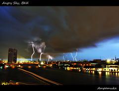 Angry Sky, Bangkok