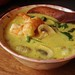 Lemongrass Coconut Soup with Prawns