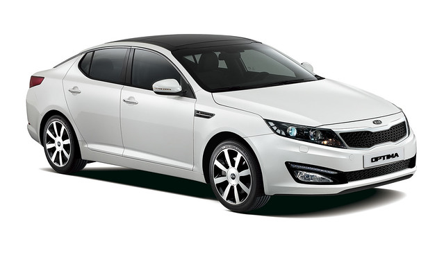 Car Finder: Kia Optima New Car Finder