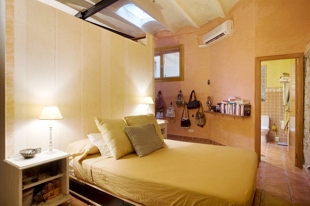 Bedroom-Duplex for Sale-Barcelona