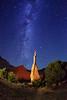 "Pointing Heavenward by IronRodArt - Royce Bair (""Star Shooter"")"
