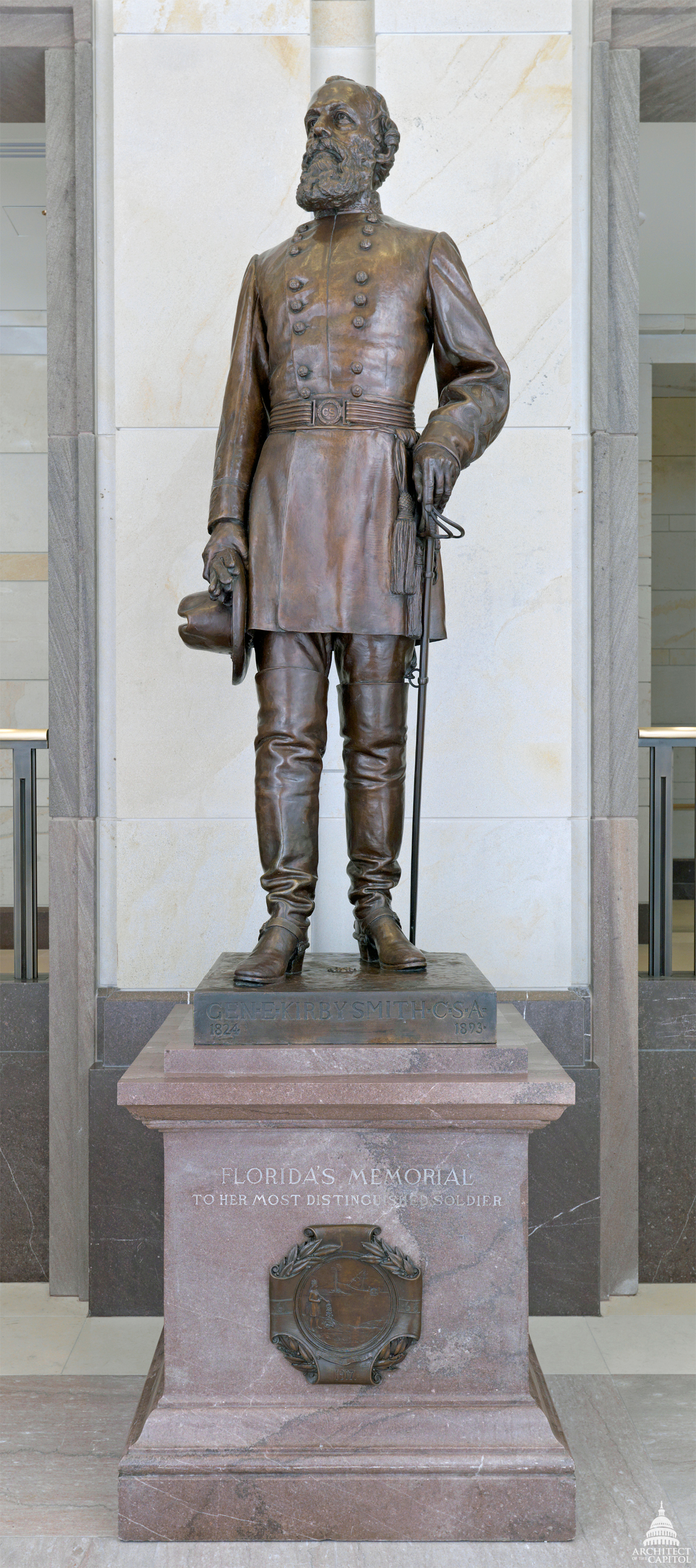 Edmund Kirby Smith Architect Of The Capitol