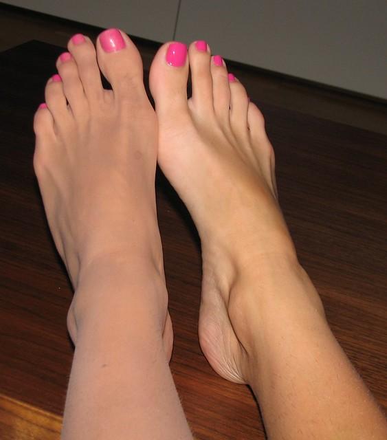 Foot foto