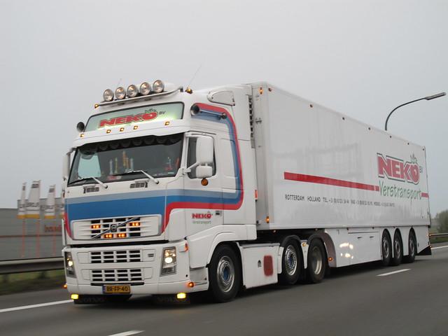 Netherland - Neko Transport - Volvo | Flickr - Photo Sharing!