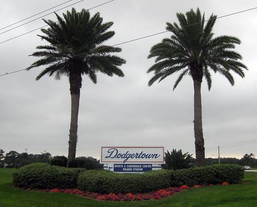 Dodgertown Entrance