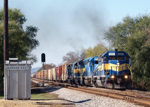 Train A-Comin'