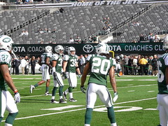 New York Jets Defensive Backs
