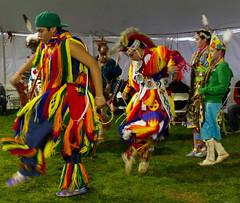 Native American Dancers 9
