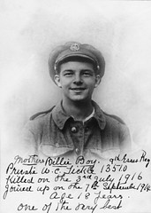 Private William Cecil Tickle by IWM Collections