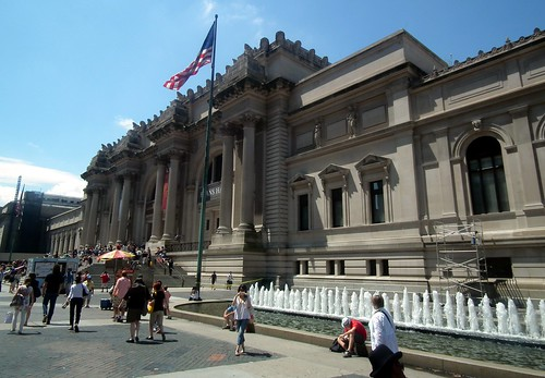 Metropolitan Museum of Art in New York, United States