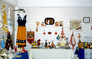 Venice - Swedish Club Exhibit at Art Center