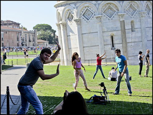 Pisa Actors