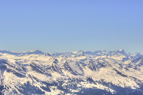 mountains schweiz switzerland hdr säntis 400mm d3s