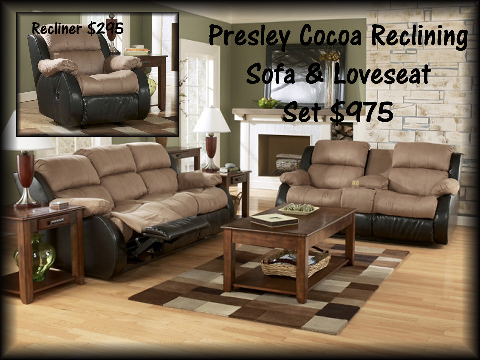 2012 Leather Sets All American Mattress Furniture
