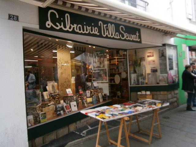 Librairie Villa Seurat