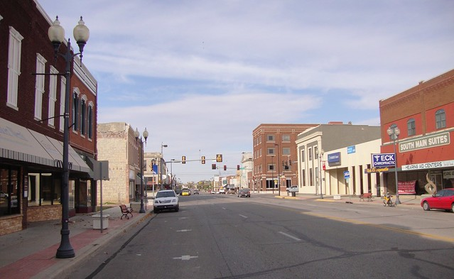 downtown el dorado kansas flickr photo sharing