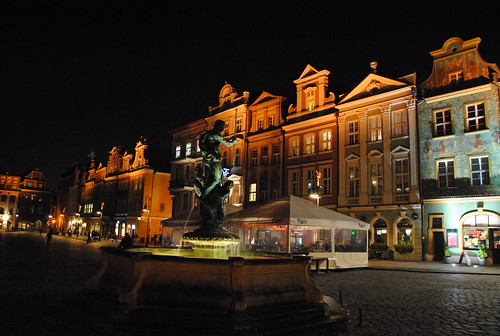 Old Market Square by night - 4