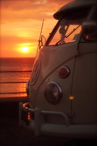 Sunset Splitscreen