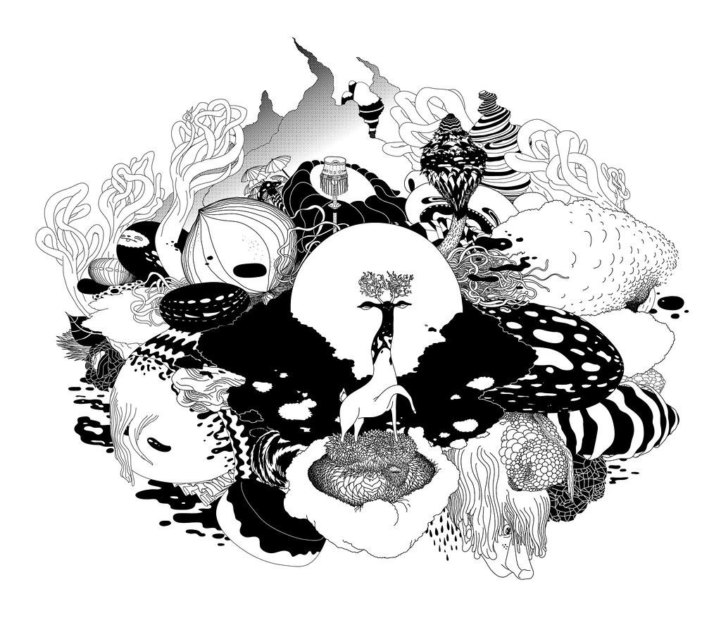 Brain Junk Forest