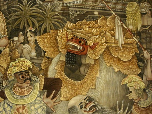 Balinese Art by Vasenka