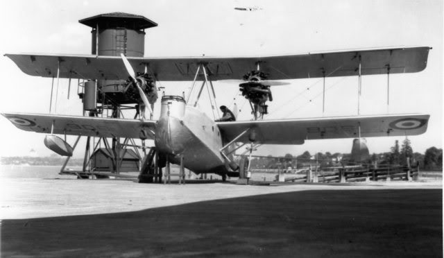 Canadian Vickers Vancouver I