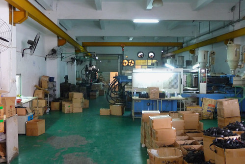 chinese injection molding companies