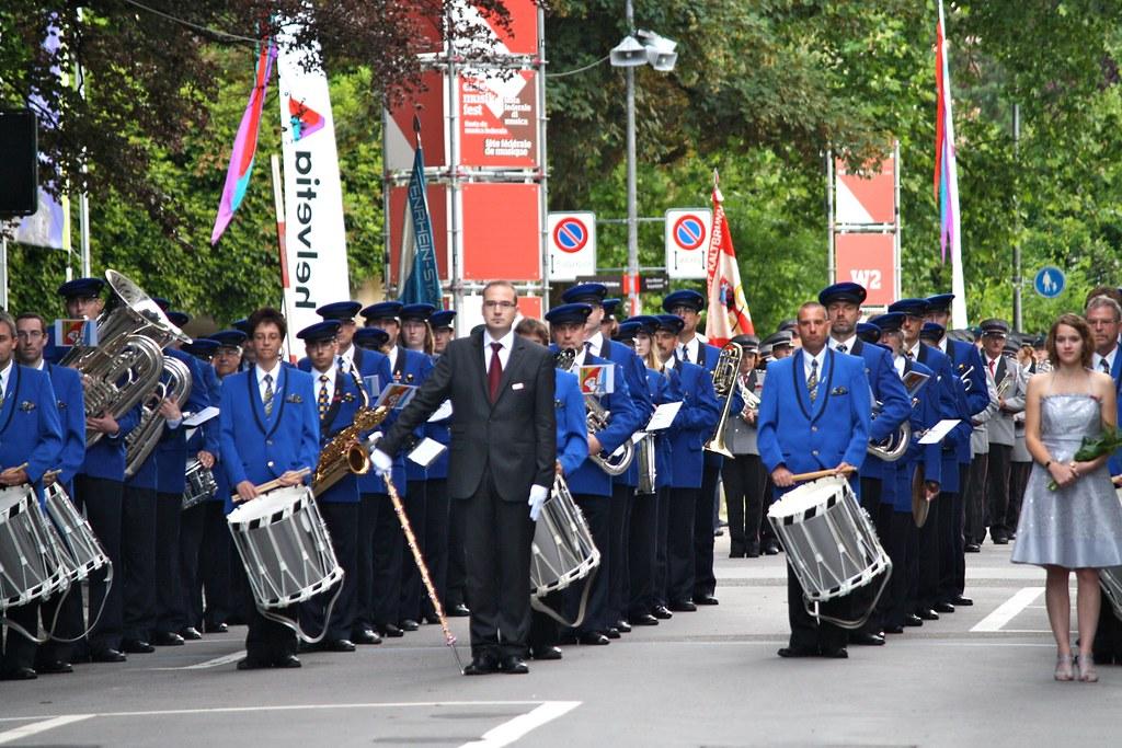 Eidgeno?ssisches Musikfest St. Gallen