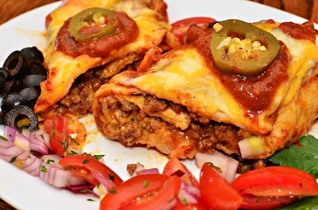 Mmm... Enchilada