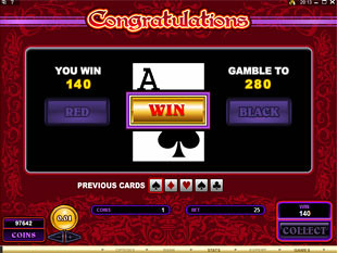 Burning Desire Free Spins