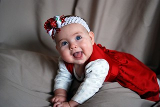 Madelyn 6-month photoshoot-18