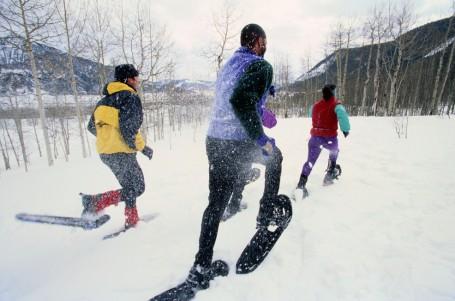 Zimní hory nepatří jen lyžařům
