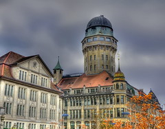 Sternwarte Urania Zürich