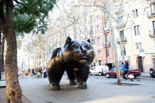 Rambla del Raval - Cat